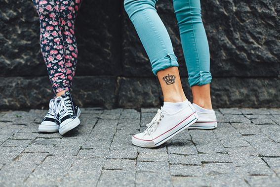 Would you allow your child to get a tattoo?