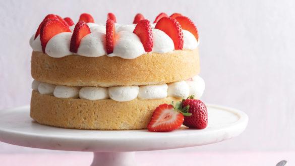 Best birthday cake recipe - banner